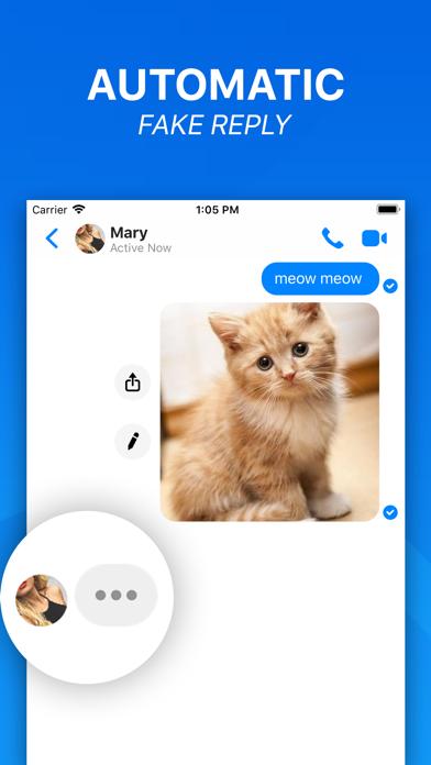 Prank Messenger - Fake Chat   App Price Drops