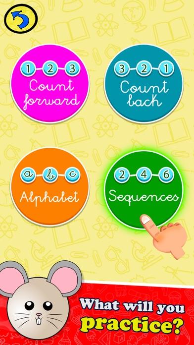 123 Dots: Basic skills game Screenshot