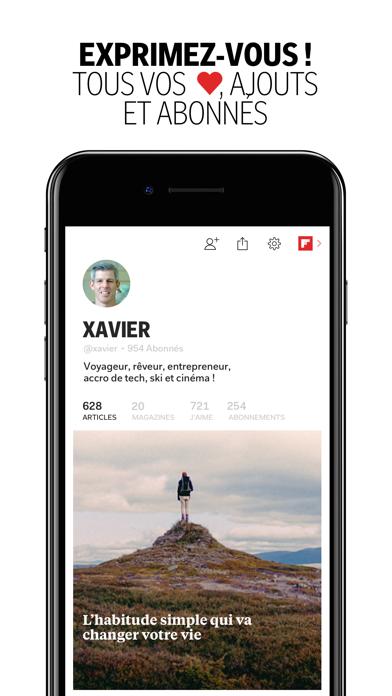 Flipboard : créer votre propre Magazine Social-capture-4