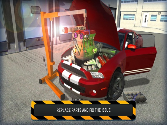 Car Mechanic 2019 screenshot 16