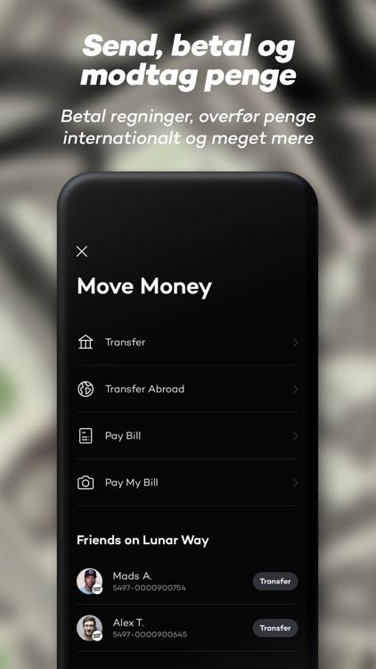 Lunar - Bank app screenshot-7