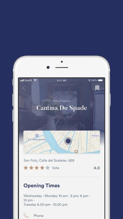 Venezia Map: Your Local Guide screenshot-7