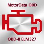 MotorData OBD ELM car scanner на пк
