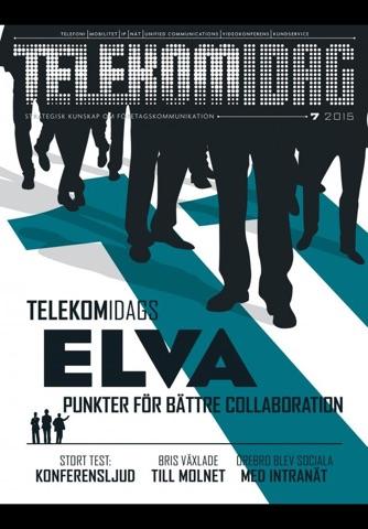 Telekom idag - náhled