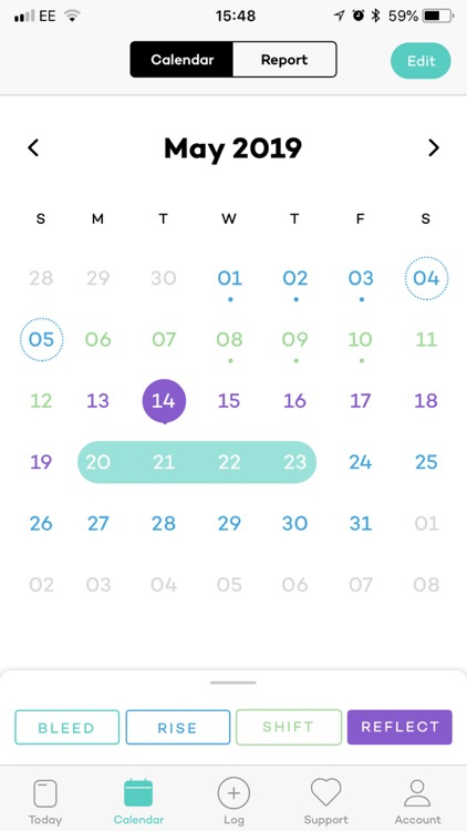 Moody Month screenshot-4