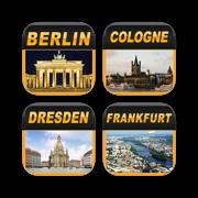 Germany Offline Map Travel Bundle