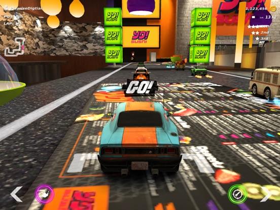 Table Top Racing: World Tour на iPad