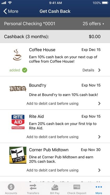 Wright-Patt CU Mobile Banking screenshot-6