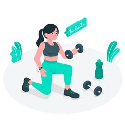 30 Day Butt & Leg Workouts