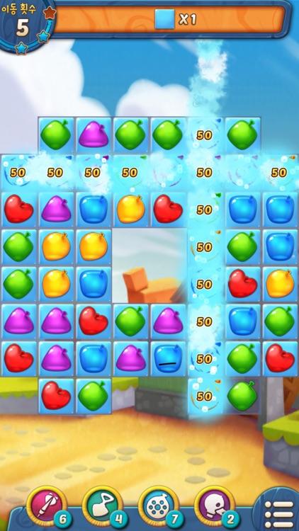 Water Splash – Cool Match 3 screenshot-5