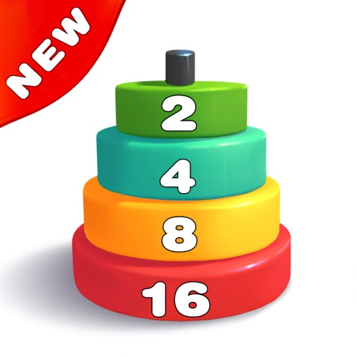 Circle Merge 3D 2: Color Stack iOS App