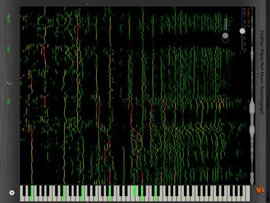 Music Spectrographのおすすめ画像1