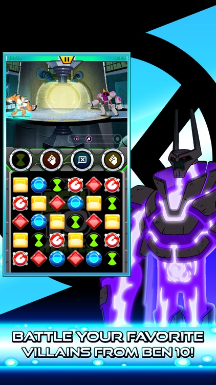 Ben 10 Heroes screenshot-3