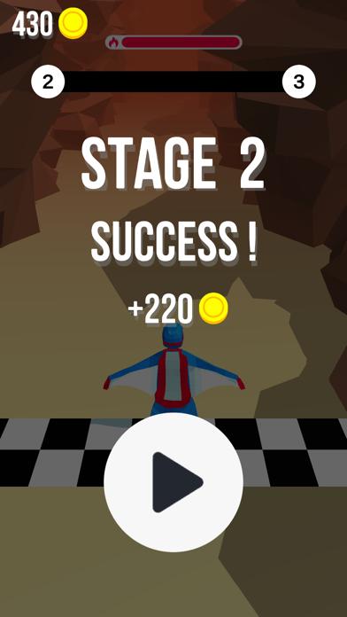 Wingsuit Fall & Break screenshot 4