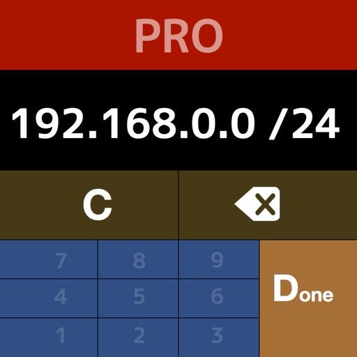 IP Keypad Pro - Subnet Calc