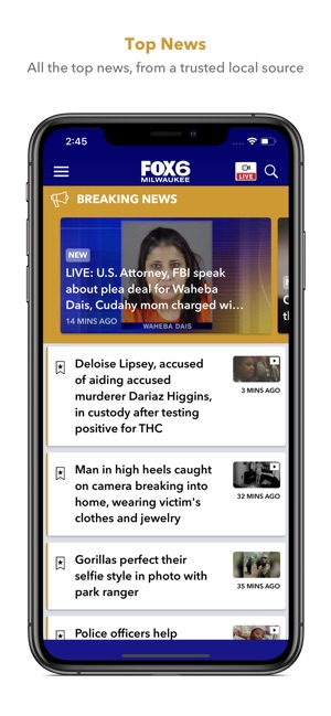 FOX6 on the App Store