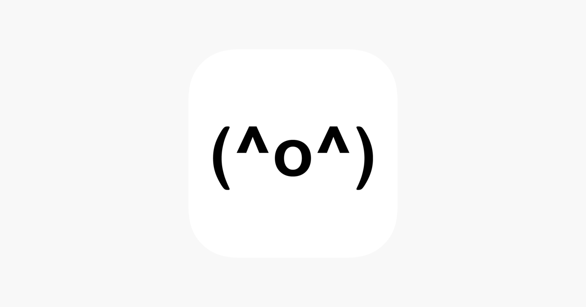 Text Faces for Texting on the App Store