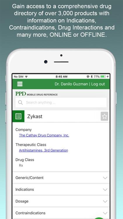 PPD e-PRESCRIPTION screenshot-3