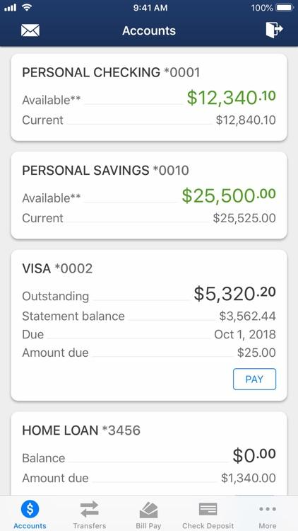 Wright-Patt CU Mobile Banking