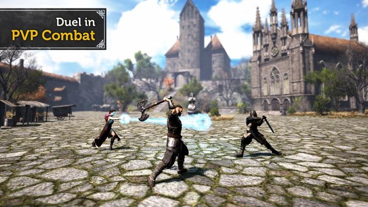 Evil Lands: MMO RPG screenshot-5