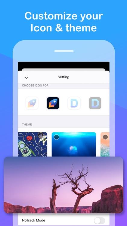 Dala Browser Offline Files screenshot-5