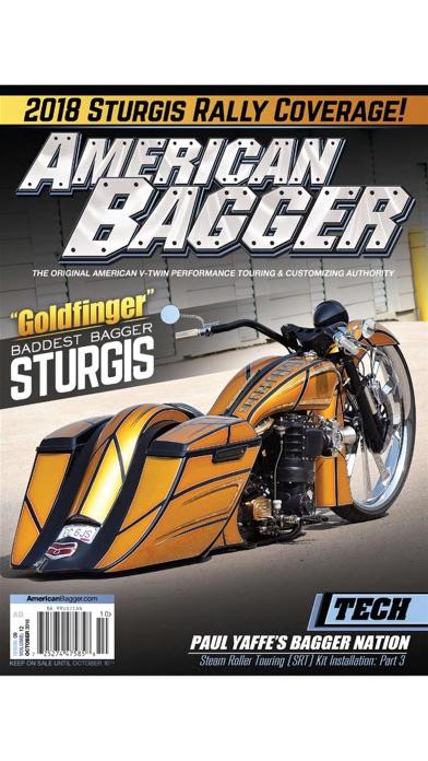 American Baggerのおすすめ画像7