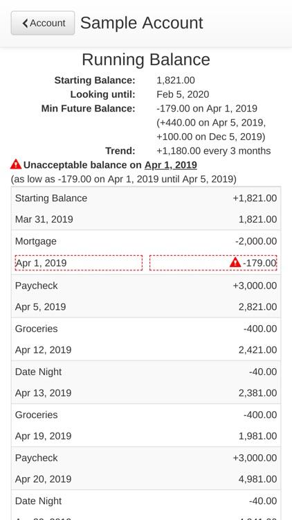 Future Balance screenshot-3