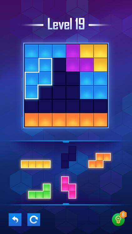 Block Puzzle Mania - Fill grid screenshot-3