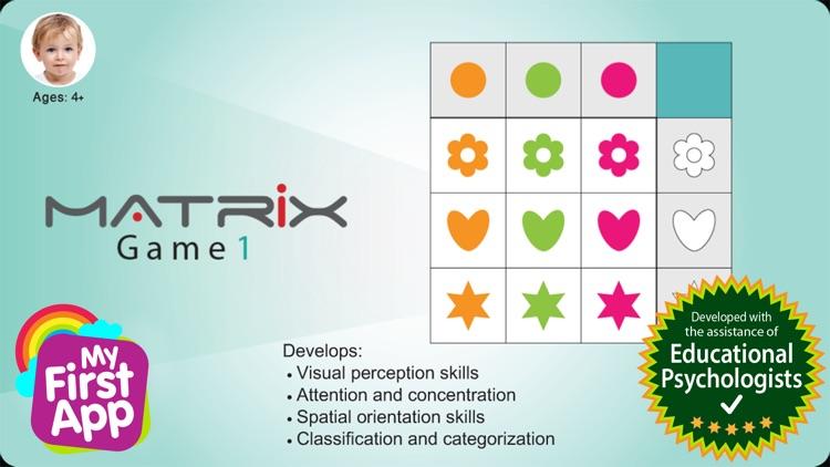 Matrix Game 1