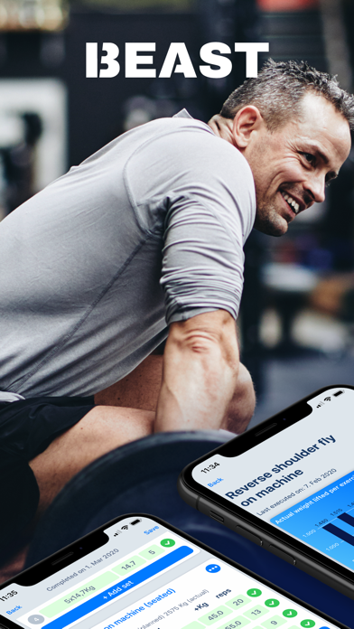 cancel Beast Strength Workout Planner app subscription image 1