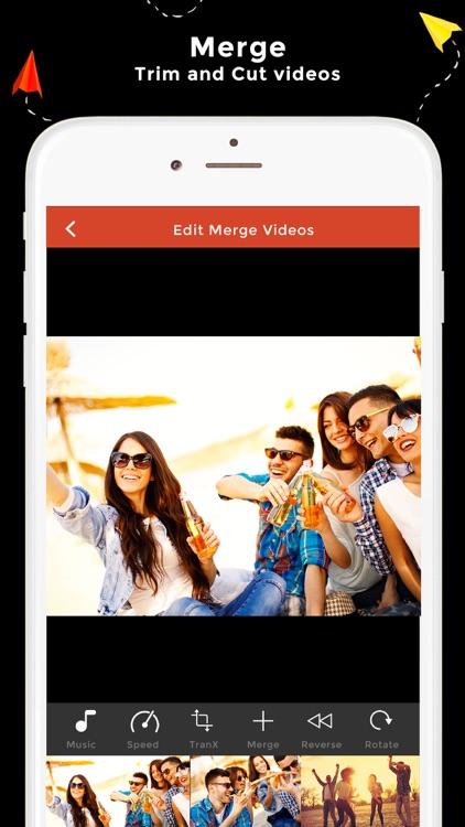 Viditor - Movie Video Editor screenshot-3