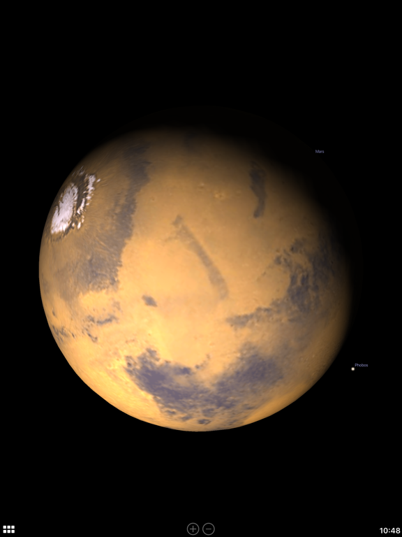 Stellarium Mobile Planétarium