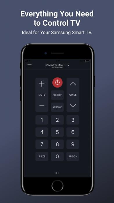 Foto do Remotie: remote for Samsung TV