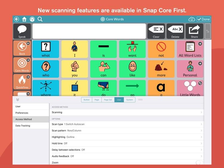 Snap Core First screenshot-6