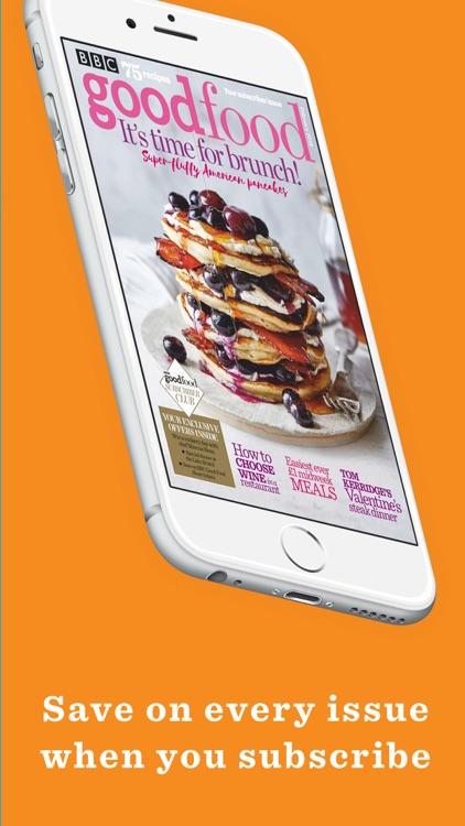 BBC Good Food Magazine screenshot-8