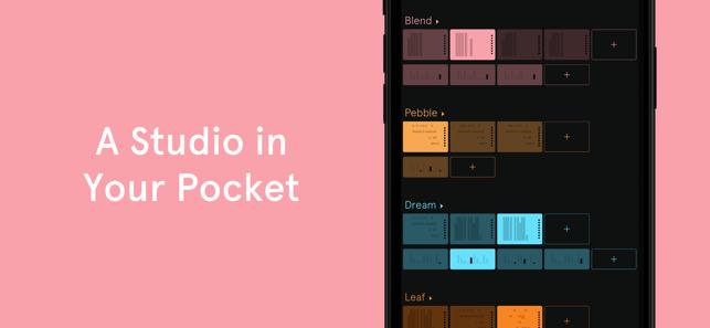 Auxy Pro - Music & Beat Maker Screenshot