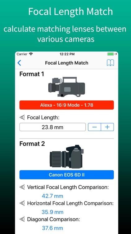 pCAM Pro - Film+Digital screenshot-3