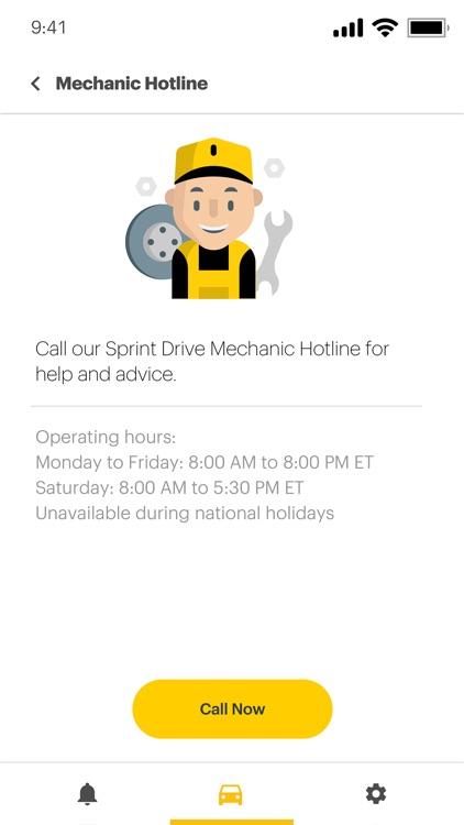 Sprint Drive™ screenshot-4