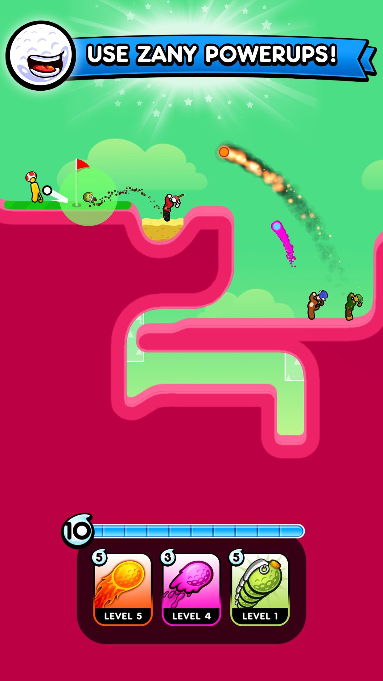 Golf Blitz Screenshot