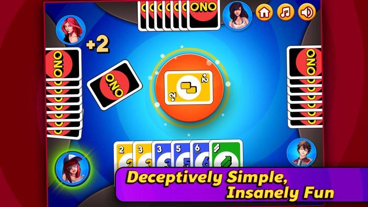 Ono - Fast Card Game Fun screenshot-3