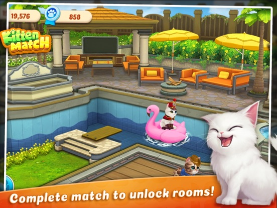Kitten Match screenshot 7
