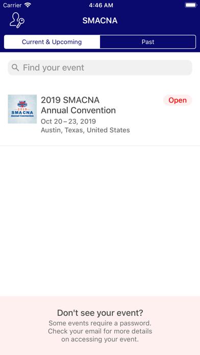 点击获取SMACNA Events