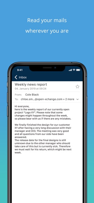 XChange dating App