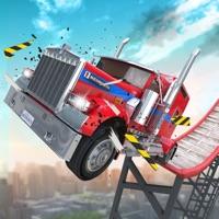 Stunt Truck Jumping Hack Online Generator  img