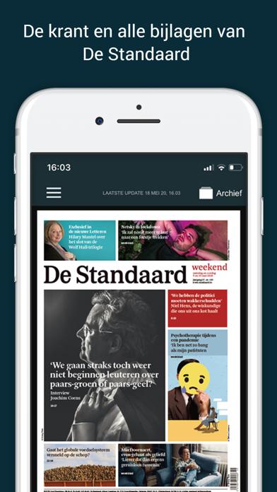 De Standaard Krant & DS Avondのおすすめ画像1