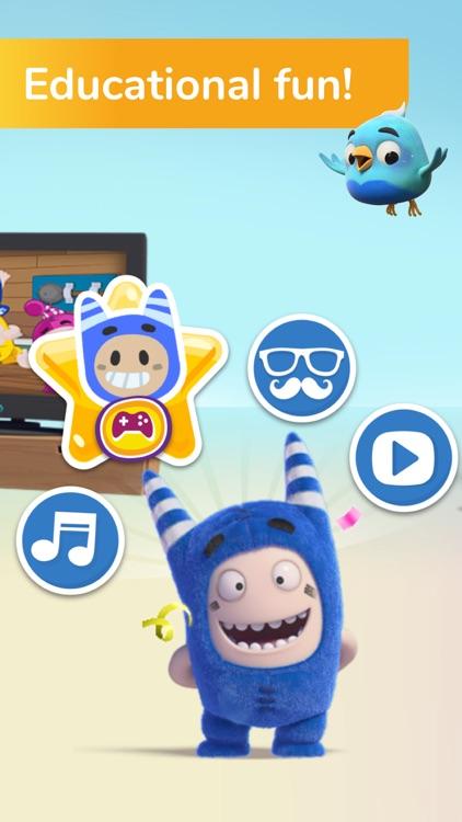 Oddbods Oddlife: Daily games screenshot-0