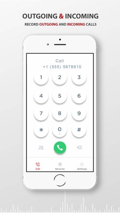 My Call Recorder -Record Calls screenshot two