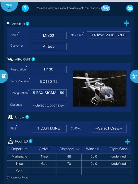 W&B Helicopters screenshot-0