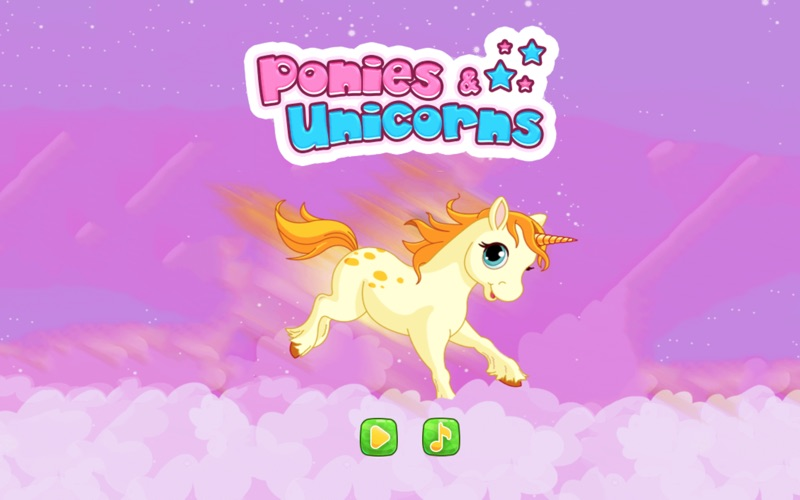 Ponies & Unicorns for Mac