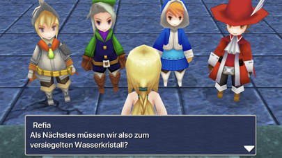 FINAL FANTASY IIIScreenshot von 5
